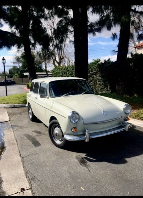 1969 VW Type 3 Squareback for sale: photos, technical