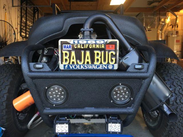 vw volkswagen convertible baja bug beetle type   sale  technical specifications