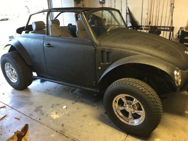 Vw Beetle Convertible For Sale >> 1969 vw volkswagen convertible baja bug beetle type 1 for ...