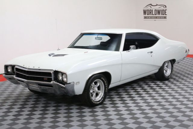 1969 Buick GS 455 AUTO CLEAN