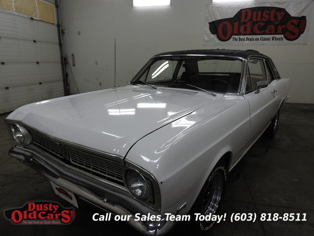1969 Ford Falcon Runs Drives Body Interior Vgood 302V8