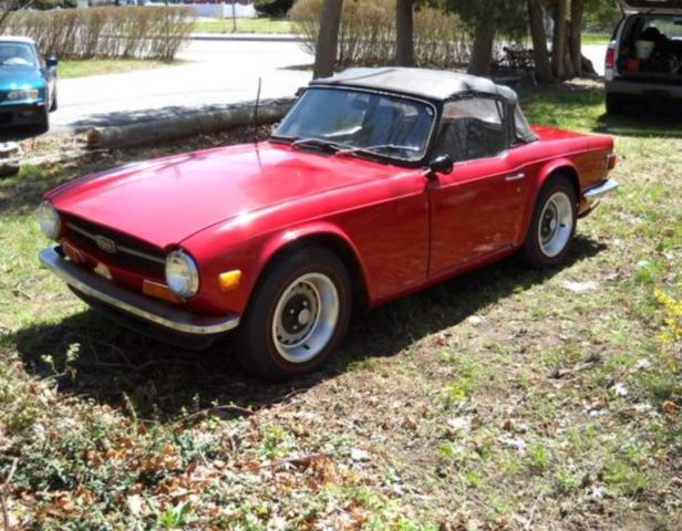 1969 Triumph Other