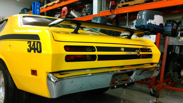 1970 340 plymouth duster real vs29h 340 car lemon twist yellow for sale photos technical. Black Bedroom Furniture Sets. Home Design Ideas