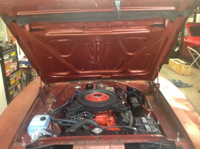 1970 70 Dodge Charger R/T 4 Speed Dana 60 Great Running