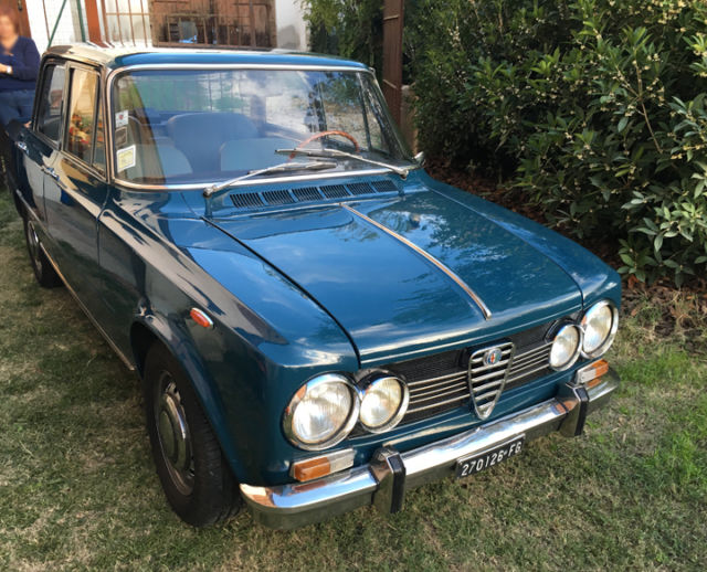 1970 alfa romeo giulia super 1 6 biscione sharp clean low mile original for sale photos. Black Bedroom Furniture Sets. Home Design Ideas