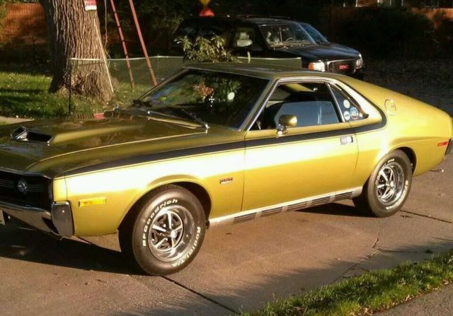 1970 AMC AMX Go-Package