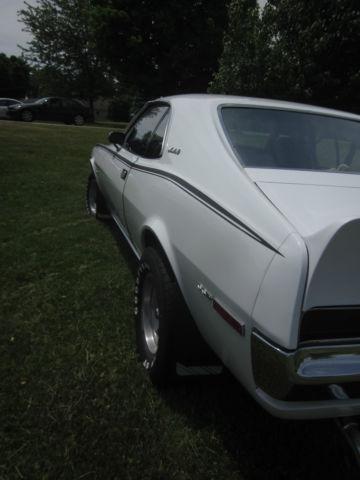 Grand Rapids Auto Parts >> 1970 AMC Javelin SST Mark Donohue edition for sale: photos, technical specifications, description
