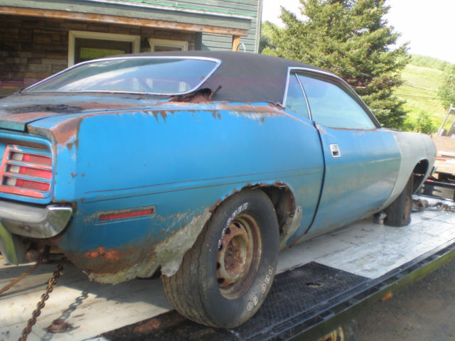 1970 barracuda ralley dash auto power steering disc brake project car factory ac for sale. Black Bedroom Furniture Sets. Home Design Ideas