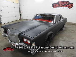 1970 Lincoln Continental Runs Drives Body Inter Good 460V8 Bad to the Bone