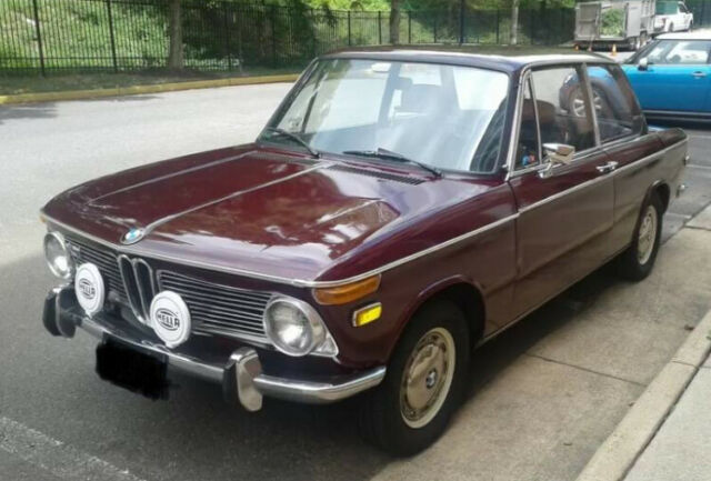 1970 BMW 2002 ROUNDIE WITH ENGINE + VIN # MATCHING, 99% RUST FREE >>>L@@K<<<