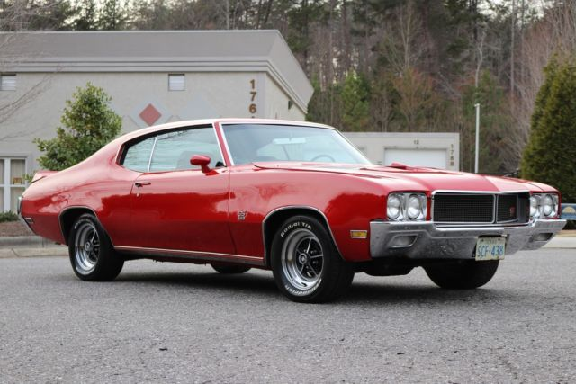 1970 Buick GS455 GS 455