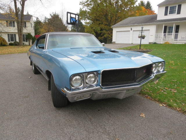 1970 Buick Other STAGE 1