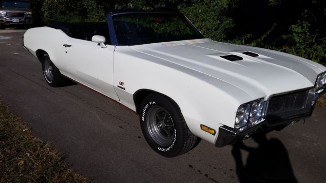 Buick Gs Stage Convertible