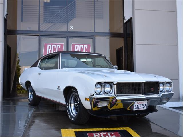 1970 Buick GS455 --