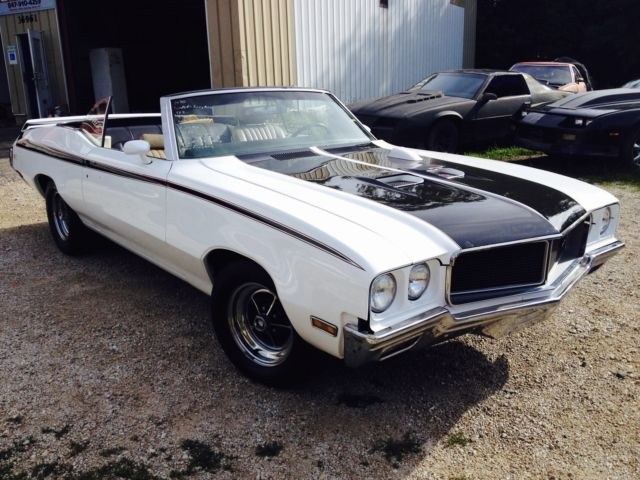 1970 Buick Gsx Convertible 4 Speed For Sale Photos