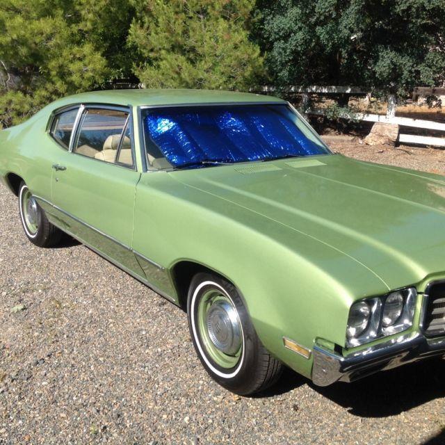 Buick Skylark Gs For Sale: 1970 Buick Skylark 2 Door 350 V8 Automatic A/C For Sale