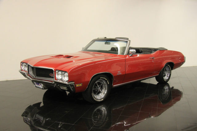 1970 Buick Other GS455 Convertible