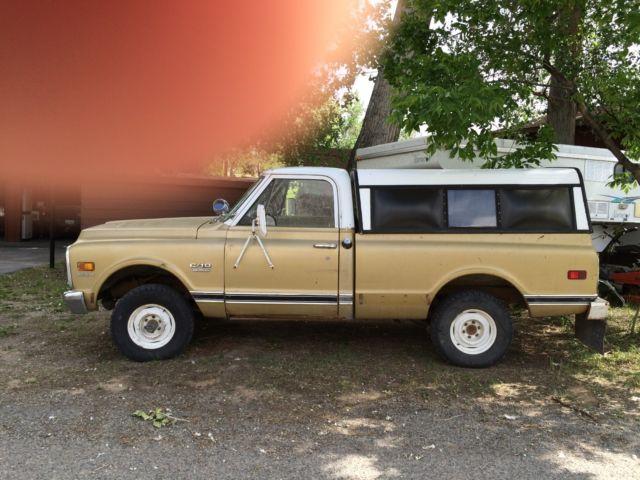 1970 c10 chevy truck