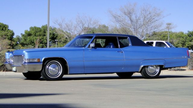 1970 Cadillac DeVille FREE ENCLOSED SHIPPING WITH BUY IT NOW