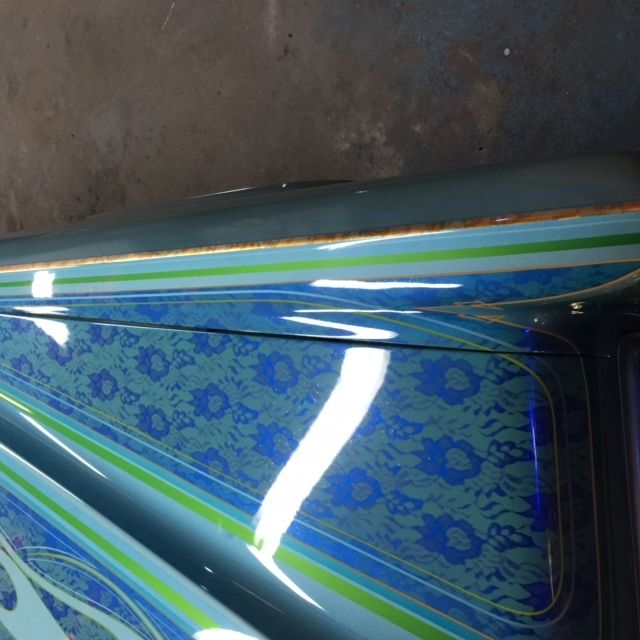 Custom Cadillac Deville For Sale: 1970 Cadillac Deville Custom Air Bagged Custom Paint ONE