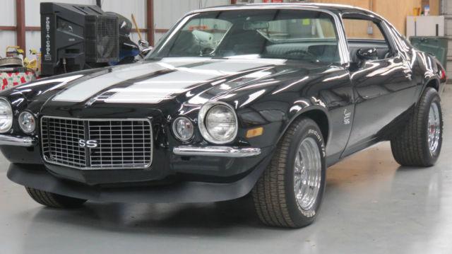 1970 Camaro RS SS Rust free Arizona Car Rotisserie restoration Fully