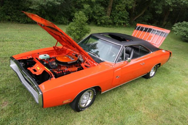 1970 Dodge Charger charger