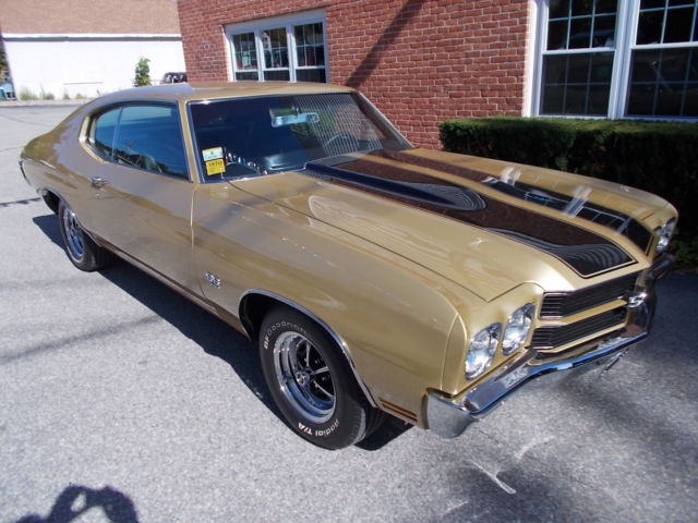 1970 Chevrolet Chevelle Super Sport Coupe