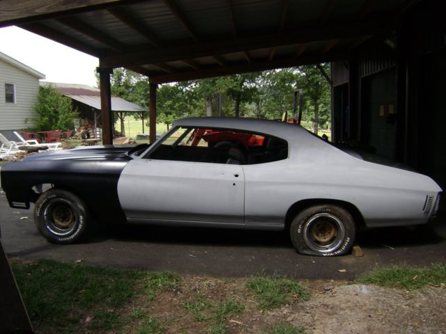 1970 Chevrolet Chevelle HARD TOP