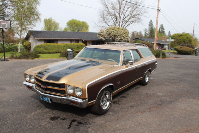 1970 chevelle ss ls 5 concours estate station wagon for sale photos technical specifications. Black Bedroom Furniture Sets. Home Design Ideas