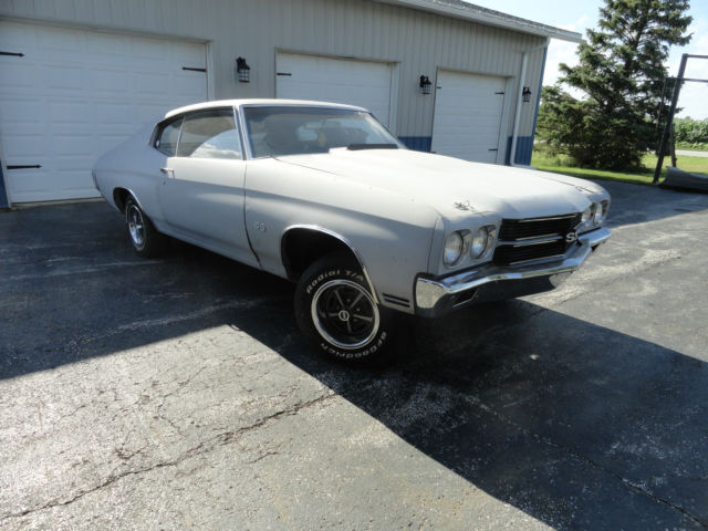 1970 Chevrolet Chevelle LS5 one of around 4000 produced
