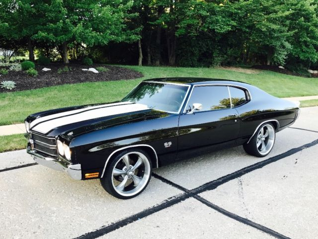 1970 Chevrolet Chevelle SS 454 - 4 speed pro touring