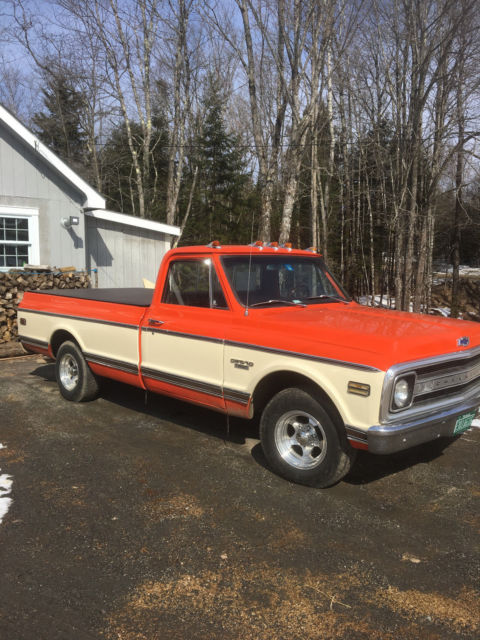 1970 Chevrolet Other Pickups Custom Sport Truck