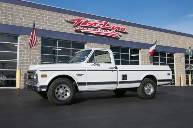 1970 Chevrolet C-10 Free Shipping Until January 1