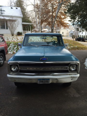 1970 Chevrolet Other Pickups C20