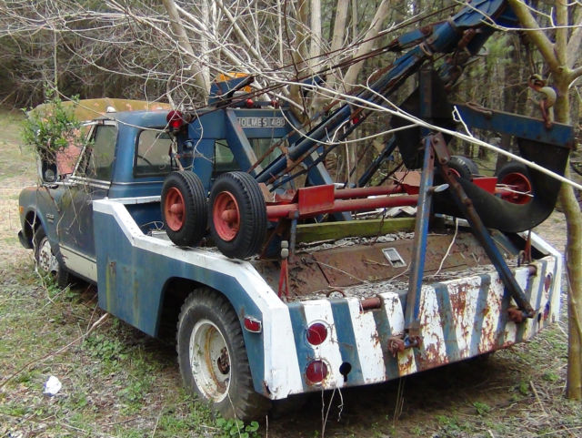 1970 Chevrolet C30 Series Tow Truck Wrecker For Sale Photos