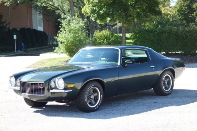 1970 Chevrolet Camaro -REAL Z28 - 350/4SPEED- ORIGINAL COLOR COMBO- SEE
