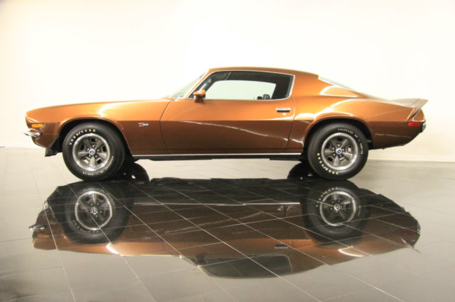 1970 Chevrolet Camaro Z 28 416 Per Month Bronze 350ci