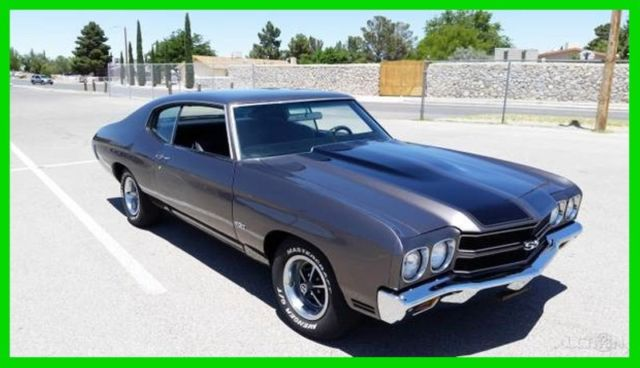 1970 Chevrolet Chevelle SS TRIBUTE-NEW PAINT-FROM TEXAS