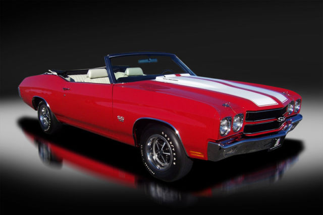 1970 Chevrolet Chevelle Convertible SS. The Real Deal. Must Read and See!