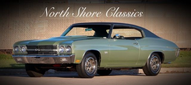 1970 Chevrolet Chevelle FRAME OFF RESTO- SUPER SPORT- 396/350 HP-SEE VIDEO