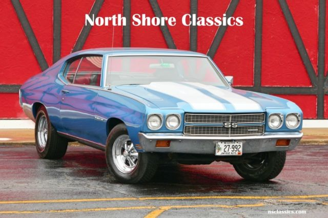 1970 Chevrolet Chevelle - MALIBU -350 V8-CLEAN CHEVELLE FOR A BUILD-OR  A