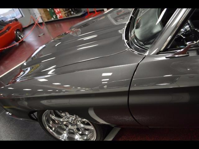 1970 Gray Chevrolet Chevelle Pro Touring -- with Black interior