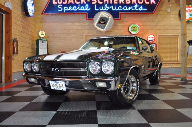 1970 Chevrolet Chevelle SS LS5 454 Documented MUST SELL! NO RESERVE!
