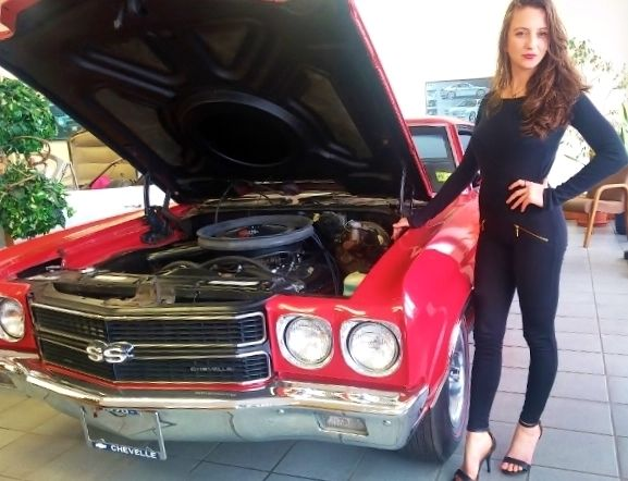 1970 Chevrolet Chevelle LS6 Coupe