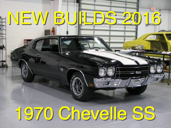 1970 Chevrolet Chevelle SS 454-Options available