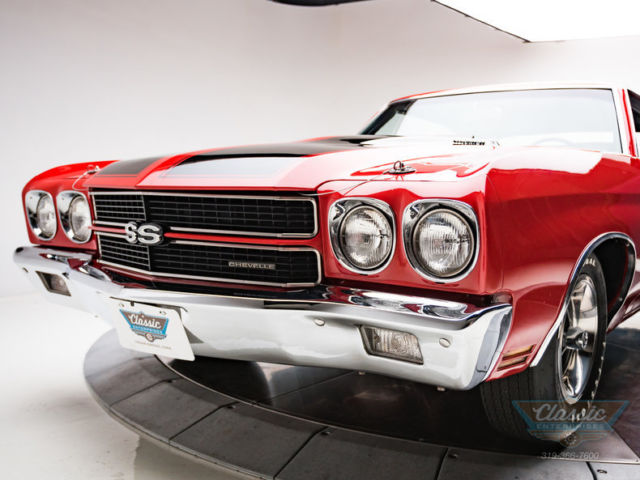 1970 Chevrolet Chevelle Super Sport 4 Speed Numbers Matching