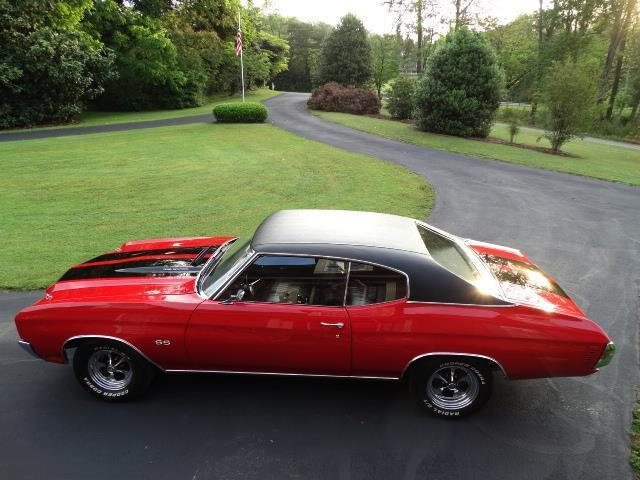 1970 Chevrolet Chevelle SUPER SPORT REPLICA