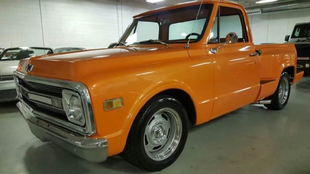 1970 Chevrolet Other Pickups Stepside