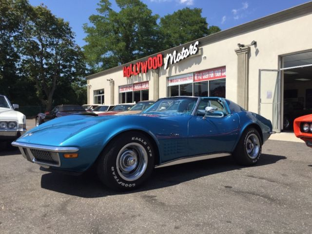 1970 Chevrolet Corvette 1970 CORVETTE 4 SPEED NUMBERS MATCHING C3 EXCELLENT ORIG