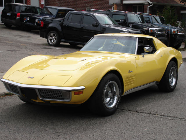 1970 Chevrolet Corvette Stingray 454
